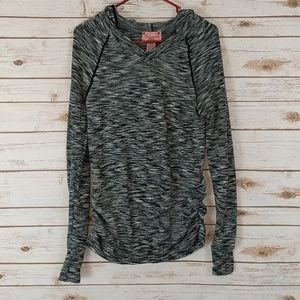 Tops - Maternity Sweatshirt Hoodie Jacket size Large